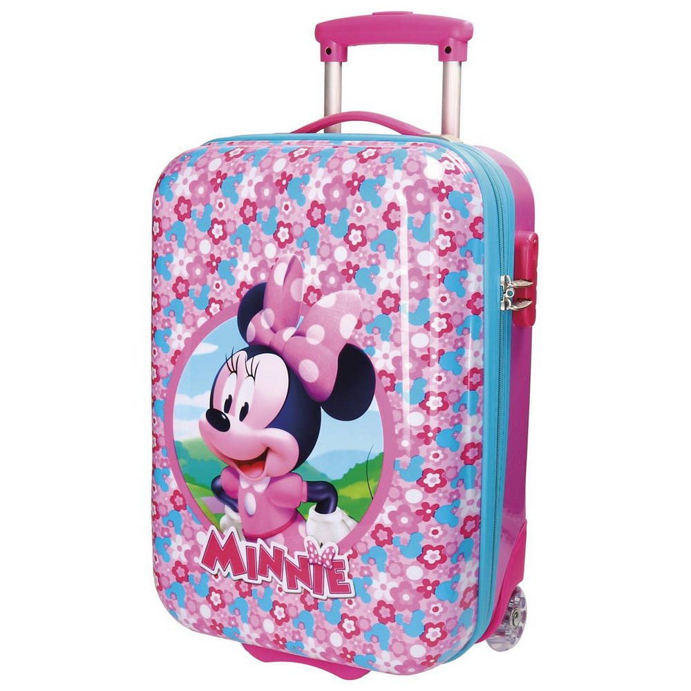 Disney Minnie Pink Kindergepäck, 50 cm, 25 liters, Rosa