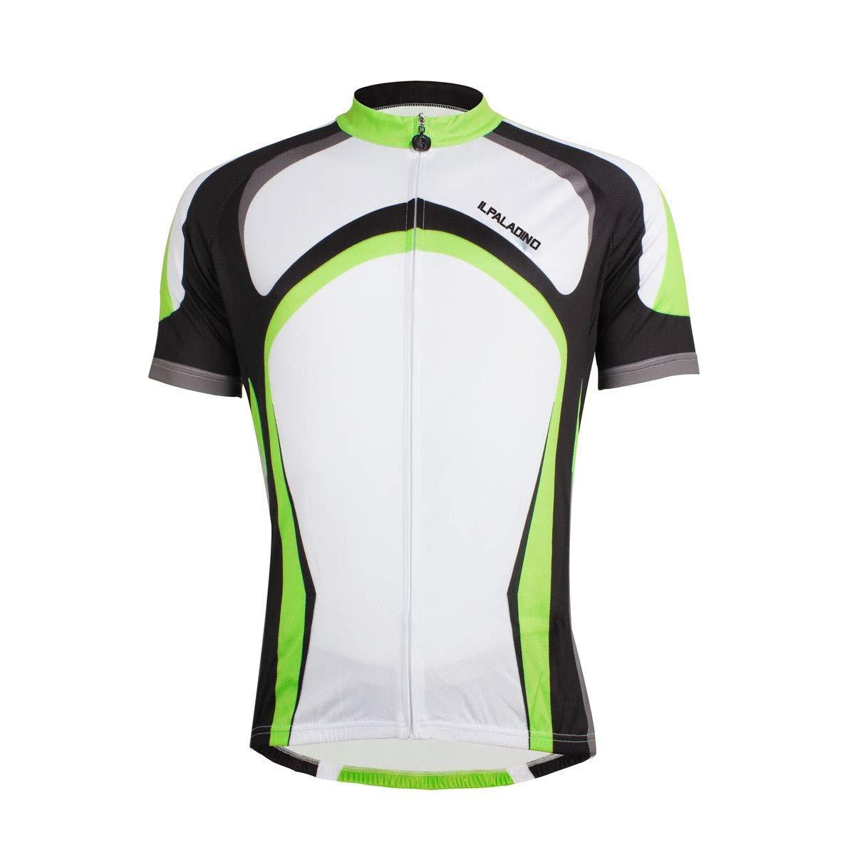 Fahrrad Reitanzug Radsportbekleidung Feuchtigkeitstransport Sommer Herren Kurzarmhemd Fahrradservice Fahrradtrikot LPLHJD