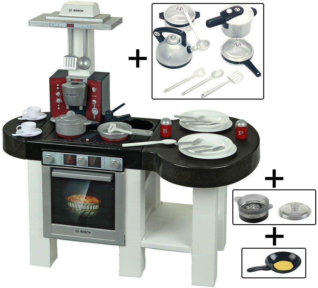 klein - 9007 - Cocina Bosch Cool con cazo de Burbuja - Conjunto de ...