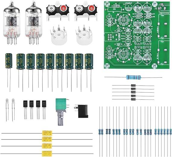 kreema 6j2 Amplificador de Tubo Bord preamplificador Amplificador ...