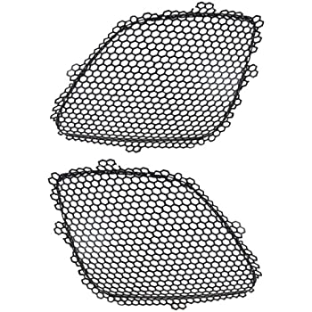 amazon evan fischer eva19572060652 grille insert for pontiac g6 Pontiac GTP pontiac g6 05 09 right left pair set grille inner all models except gxp