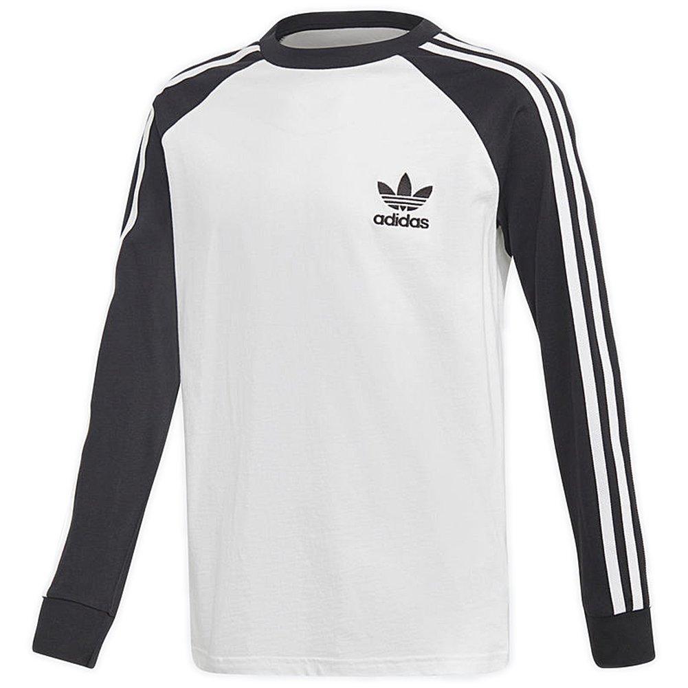 adidas Jungen California Long Sleeve T-Shirt DM4452