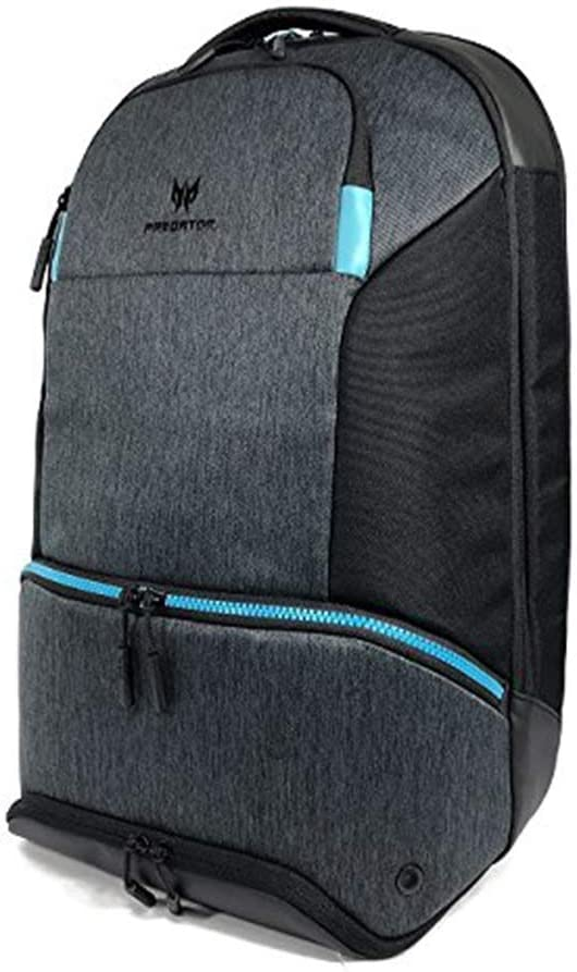 "Acer Predator Gaming Hybrid Backpack - for All 15.6"" Gaming Laptops, Travel Backpack, Multiple Pockets"