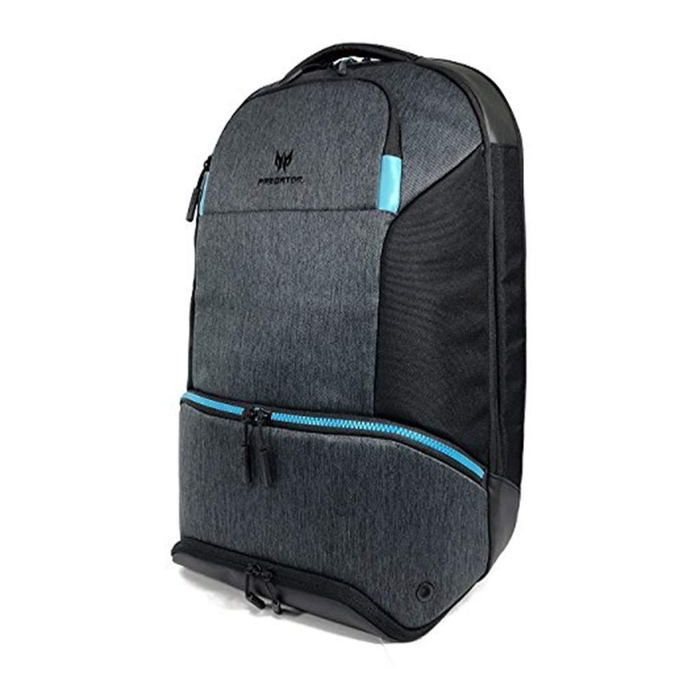 Acer Predator Gaming Hybrid Backpack - for All 15.6'' Gaming Laptops, Travel Backpack, Multiple Pockets by Acer