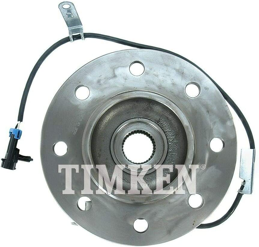 Timken SP580300 Axle Bearing and Hub Assembly