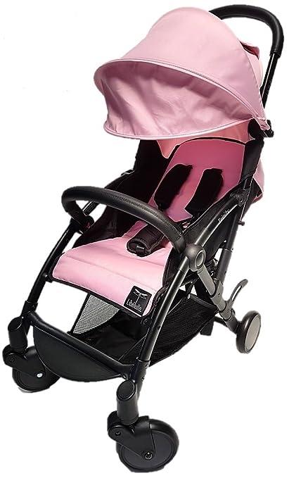 libelulle 100505140 Ultra compacta cochecito formato equipaje de cabina rosa