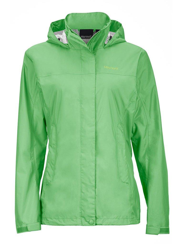 Marmot Women's PreCip Jacket Pop Green XS