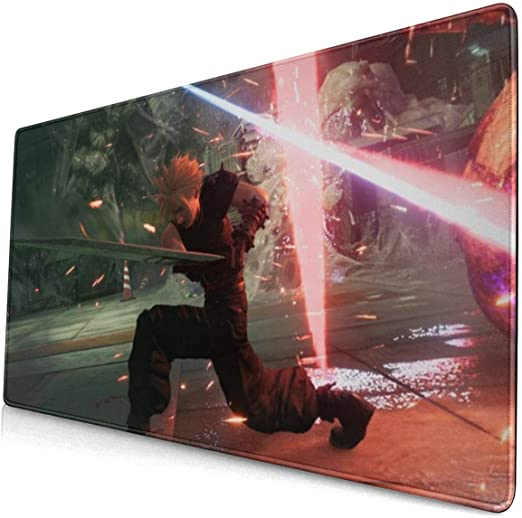 111111 Extended Gaming Mouse Pad Under-Tale 8 Keyboard Mousepad Cute Large Mouse Mat for Gaming Extra Thick Nonslip Rubber Base