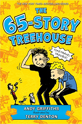 Price comparison product image The 65-Story Treehouse (The Treehouse Books)