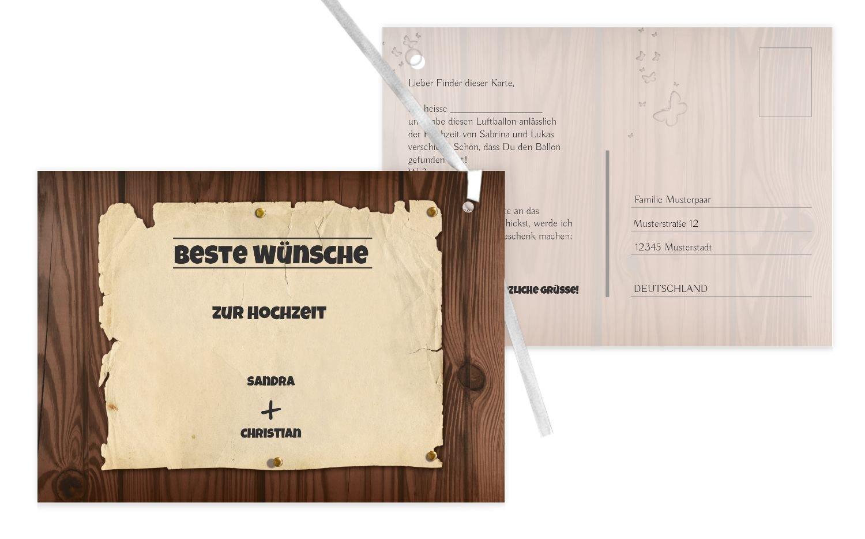Ballonkarte Steckbrief, 100 Karten, braunmatsch braunmatsch braunmatsch B07CQCBCDQ | Zürich Online Shop  | Zürich  | Sale Online  428f17