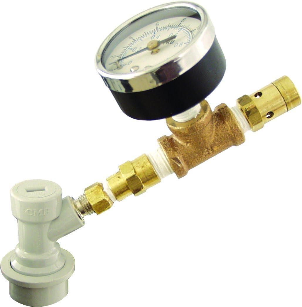 KegLand BlowTie Diaphragm Spunding Valve for Pressure Fermenting KL03643