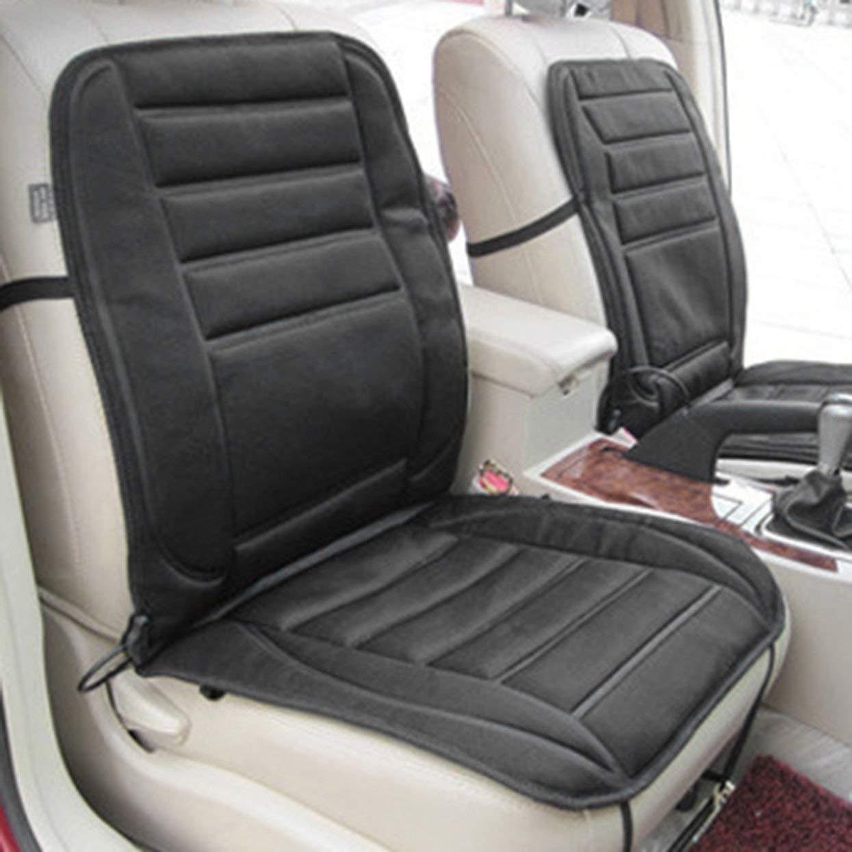 Cuscino Termico per Sedile Invernale LoveOlvidoIT Coprisedili per Auto coprisedile riscaldato per Auto scaldino riscaldato per riscaldatore Riscaldamento Universale per seggiolino Auto 12V