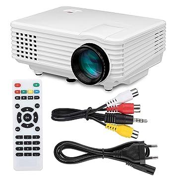 Proyector Full HD 1080P - RD-805A Proyector de película ...