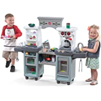 Step2 Cakes & Coffee Kitchen & Cafe, Play Food & Toy Accessories Included