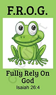 Image result for fully rely on god frog