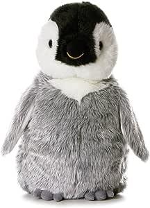 Flopsies - Pingüino de Peluche, 31 cm, Color Gris, Blanco y Negro (Aurora World 13232): Amazon.es: Juguetes y juegos