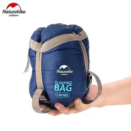 360a7f04ac7d Amazon.com   Naturehike Ultralight Large Sleeping Bag - Envelope ...