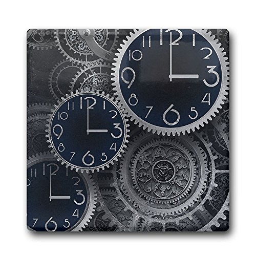 creative-watches-and-clocks-diy-printed-square-coasters-cork-ceramic-coasters-for-kitchen-dining-bar