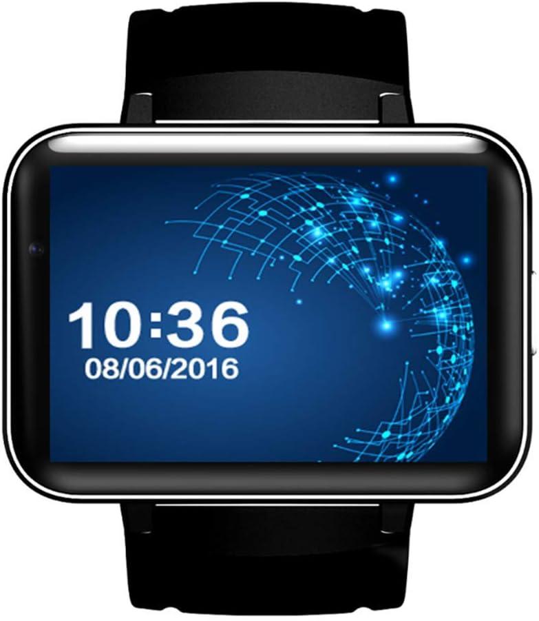 YFWDY Bluetooth Reloj Smart Fitness podómetro Gran Pantalla GPS navegación WiFi Smart Pulsera Android Pantalla Grande Inteligente Mesa FashiEn el Negocio