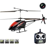 80cm XXL RC Helicopter Hubschrauber ferngesteuert Helikopter ORIGINAL UDI RC D1 Heli mit Gyro und Single Rotor 4 Kanal 2.4 GHz Ready2fly