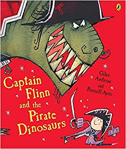 Image result for captain flinn and the pirate dinosaurs