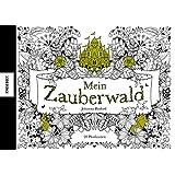 Mein Zauberwald: Postkartenbuch mit 20 herausnehmbaren Postkarten