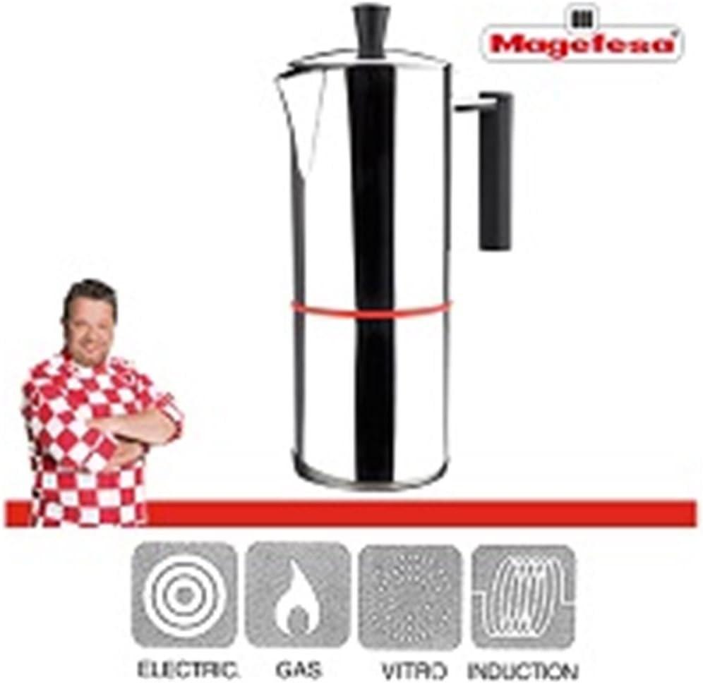 Desconocido Magefesa Cafeteras Italianas-No Aplicable, 6 Tazas: Amazon.es: Hogar