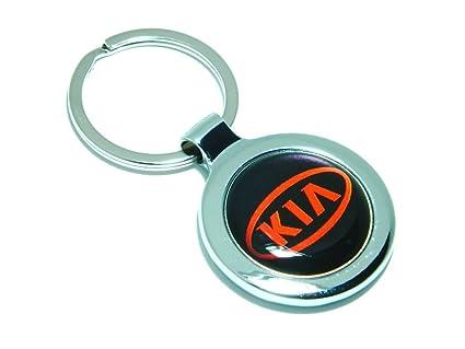 Kia Metal clave Anillo Regalo Llavero: Amazon.es: Coche y moto