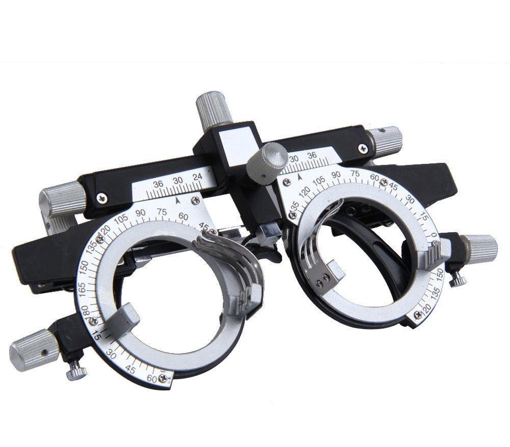 EFK-II Supply Optical Trial Frame Titanium Adjustable Optical Optic Trial Lens Frame by EFK-II Supply (Image #2)