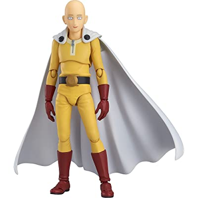 Max Factory One Punch Man: Saitama Figma Action Figure: Toys & Games