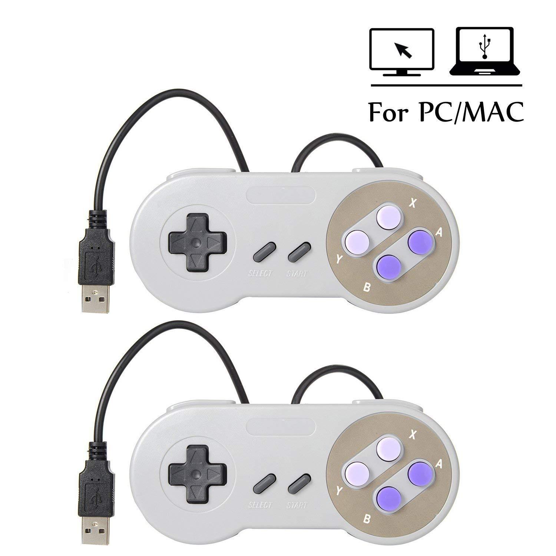 Dskop 2 Paquetes de 5.8 pies Classic USB Controlador con ...
