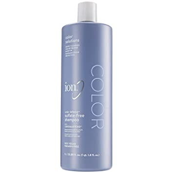 Amazon.com: Ion Color Defense Sulfate Free Shampoo: Beauty