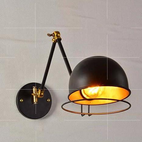 Amazon.com: Luces de pared mecánico Retro Industrial lámpara ...