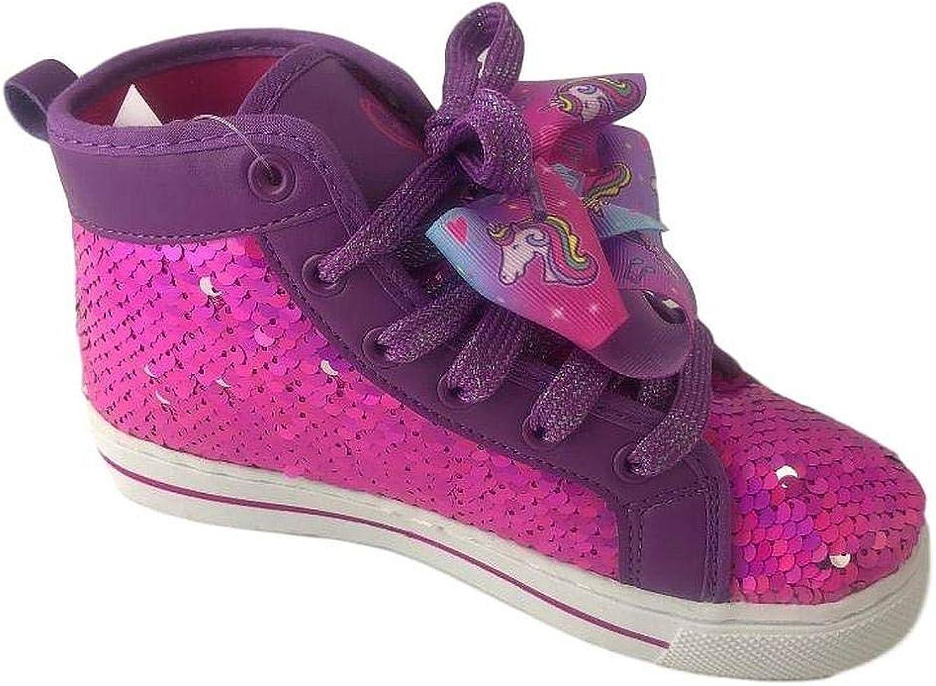 Jojo Siwa Girls Shoes Sneakers High