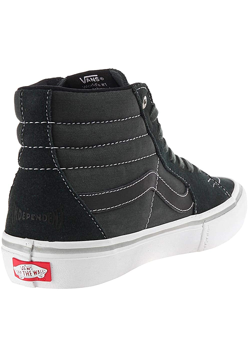 78e635ef3190 Vans X Independent Sk8-hi Pro -Fall 2018- (independent) Spruce   Amazon.co.uk  Shoes   Bags