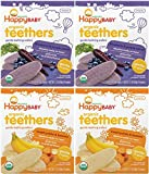 Organic Teething Wafers by Happy Baby
