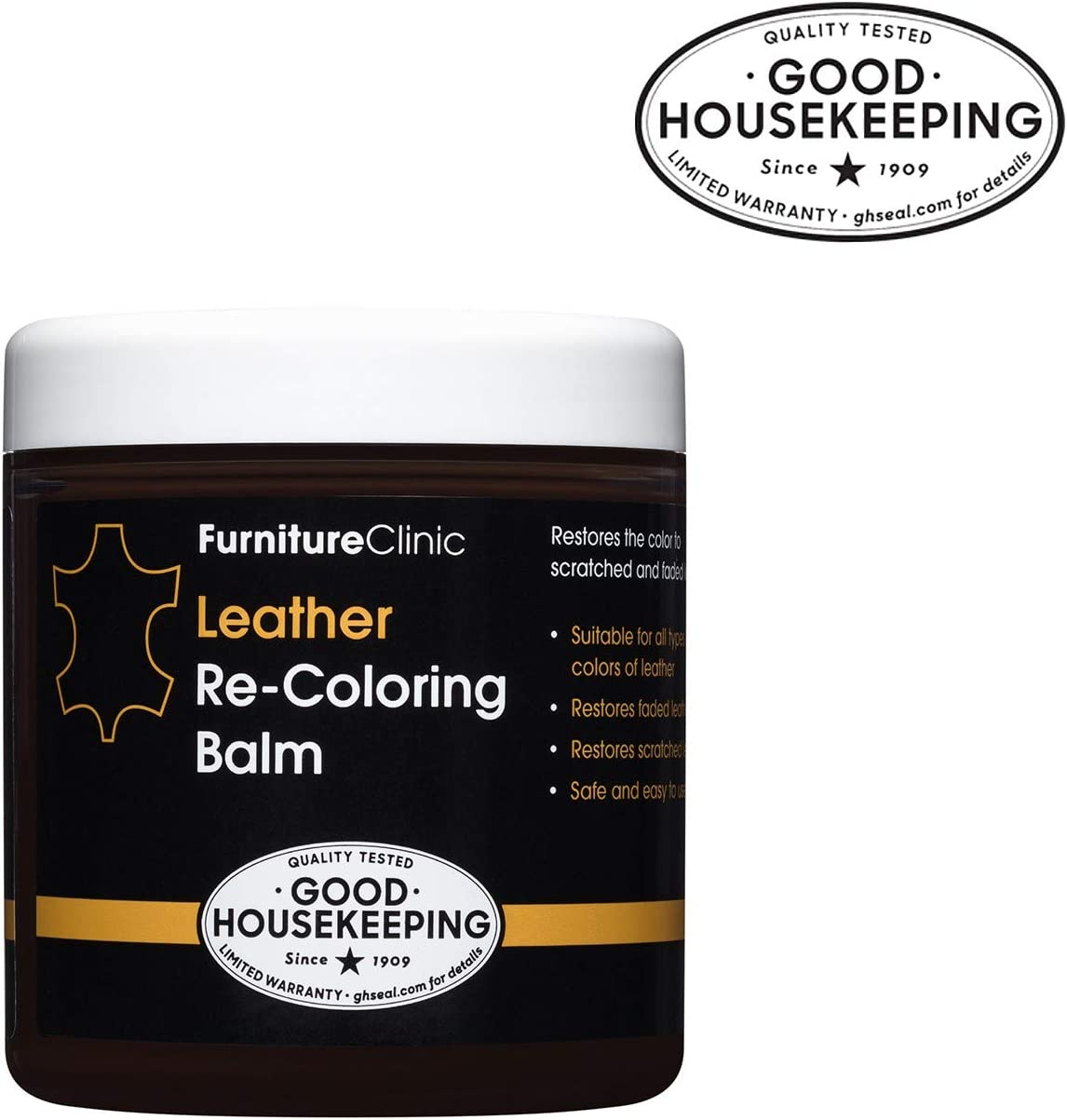 Amazon.com: Bálsamo re-colorante de cuero &ndash ...