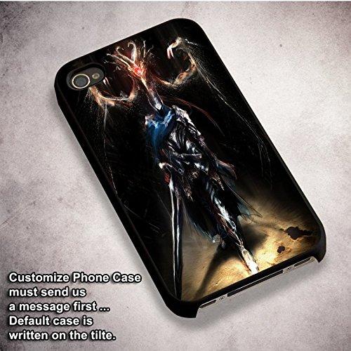 Dark Souls Artorias for Cover iPhone 6 and Cover iPhone 6s Case (Black Hardplastic Case) Q3I3MUB