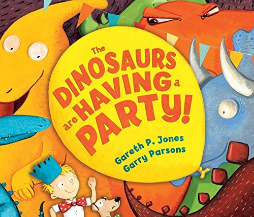 The Dinosaurs are Having a Party! (Andersen Press Picture Books) (Animal That Starts With M)