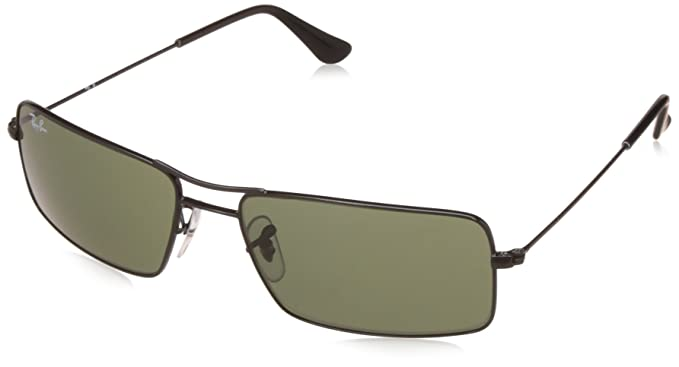 1b0e80129f Image Unavailable. Image not available for. Colour  Ray-Ban UV protected  Oversized Men Sunglasses ...