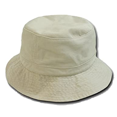 ccd57bdf0 Image Unavailable. Image not available for. Color: Decky (12 Pack) Cotton  Unstructured Polo Style Bucket Hat ...
