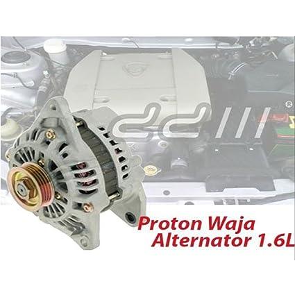 Amazon com: PROTON WAJA IMPIAN ALTERNATOR 01-03 1 6LTR