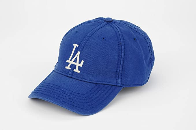 Image Unavailable. Image not available for. Color  Los Angeles Dodgers  Vintage Washed Cotton Twill Baseball Cap by American Needle edf1eb985086
