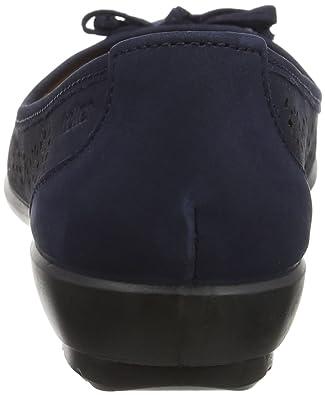 Hotter es Bailarinas Para Precious Y Zapatos Exf Amazon Mujer zY7zrw