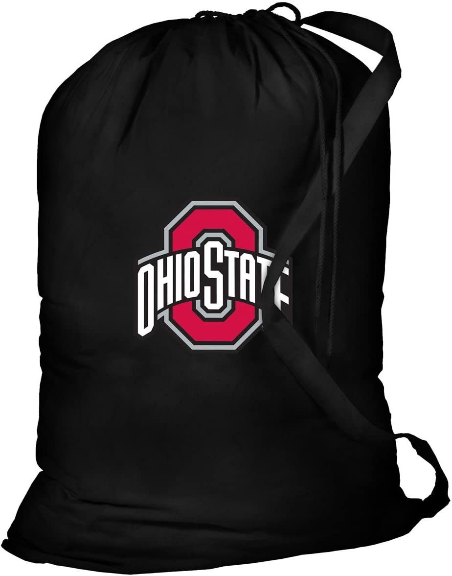 Broad Bay Ohio State University Laundry Bag OSU Buckeyes Clothes Bags