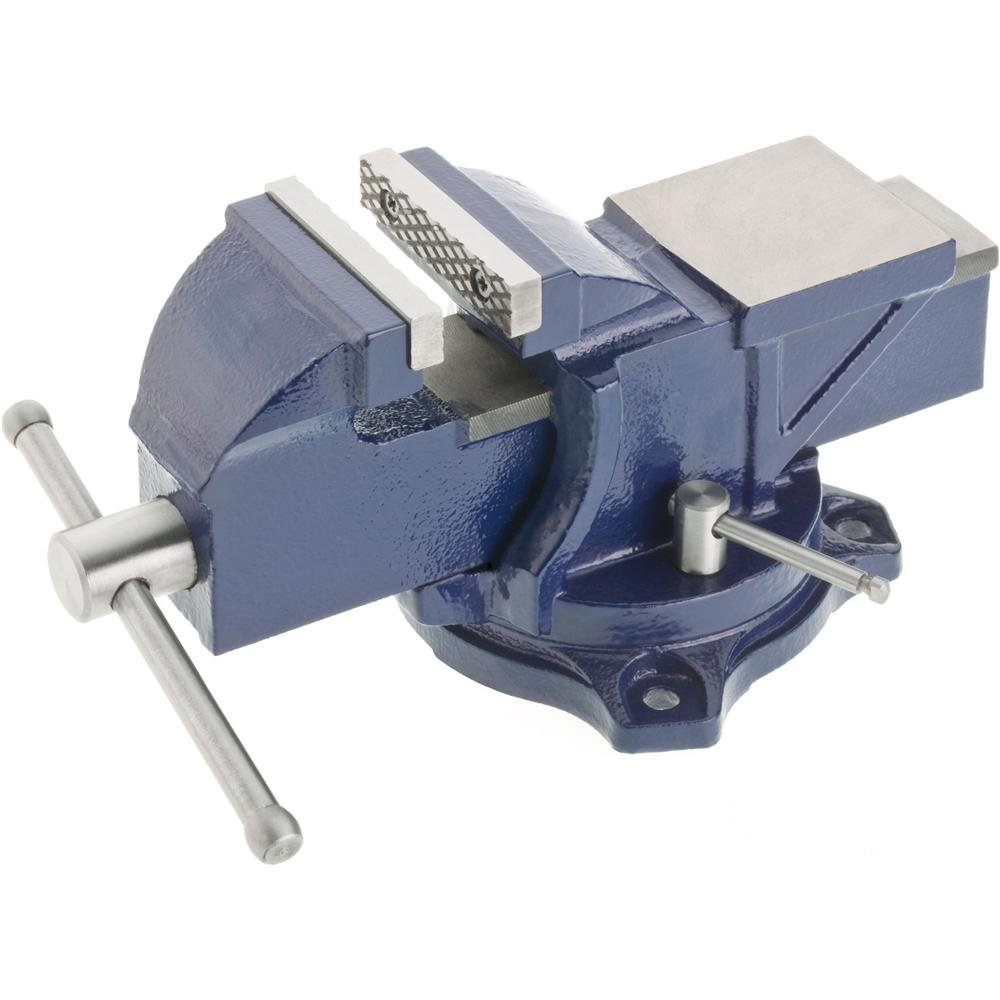 Grizzly G7057 Bench Vise w/ Anvil - 334; Review