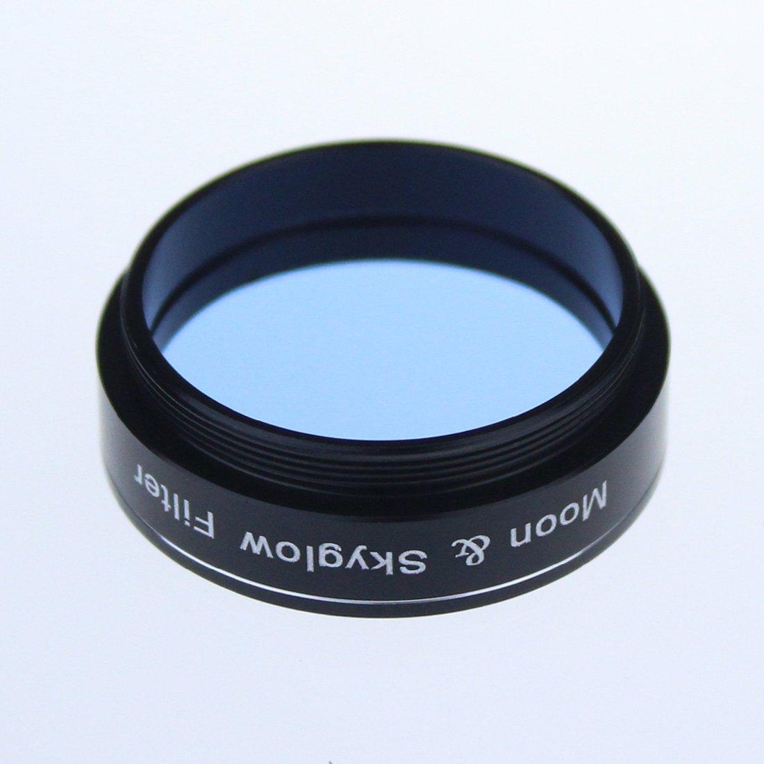31.7mm Solomark 1.25 Teleskop Moon und SkyGlow Filter