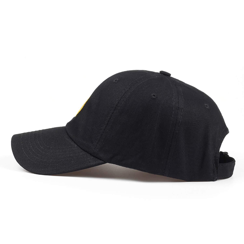 Letter Very Snapback Cap Cotton Baseball Cap for Men Women Hip Hop Dad Hat