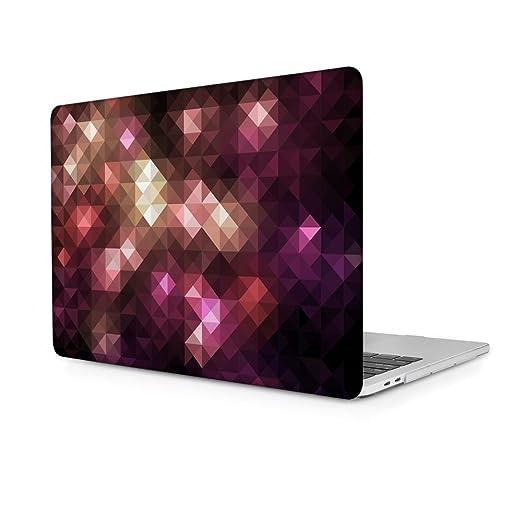 2 opinioni per Custodia MacBook Pro 13 Touch Bar, Batianda Copertura Creative Design Custodia