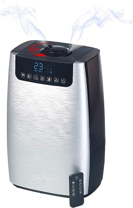Carlo Milano purificador de aire: humidificador y purificador de ...